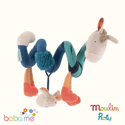 Moulin Roty Horse Activity Spiral