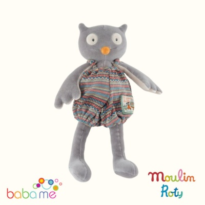 Moulin Roty Tiny Isidore the owl