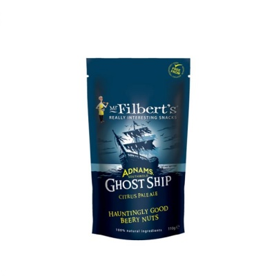 Mr Filbert's Adnams Ghost Ship Peanuts 110g
