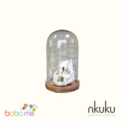nkuku Inu Decorative Glass Dome