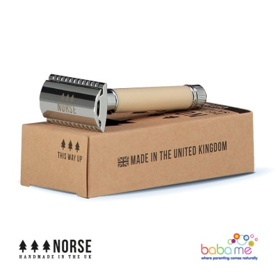 Norse Double Edge Safety Razor Ivory