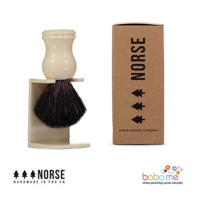 Norse Shaving Brush Ivory