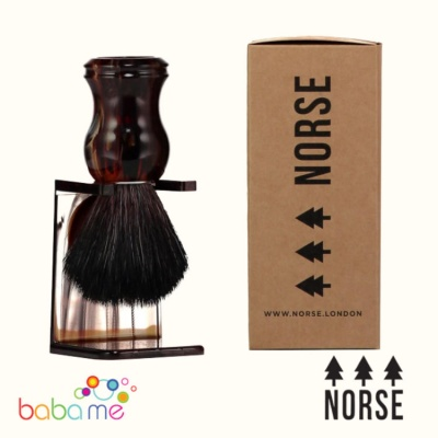 Norse Shaving Brush Tortoise