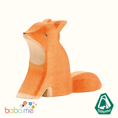 Ostheimer Fox small sitting