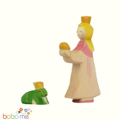 Ostheimer Frog King and Princess 2 pieces
