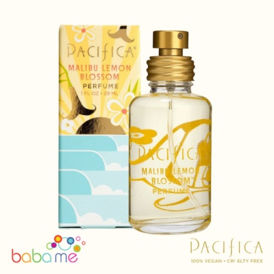 Pacifica Spray Perfume Malibu Lemon