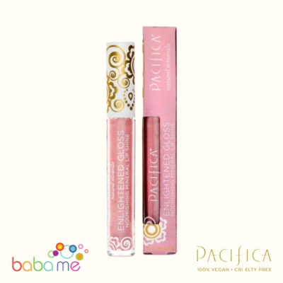 Pacifica Enlighten Mineral Lip Gloss Beach Kiss