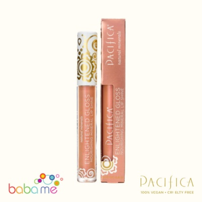 Pacifica Enlighten Mineral Lip Gloss Opal
