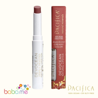 Pacifica Natural Lipstick Nat. Mystic
