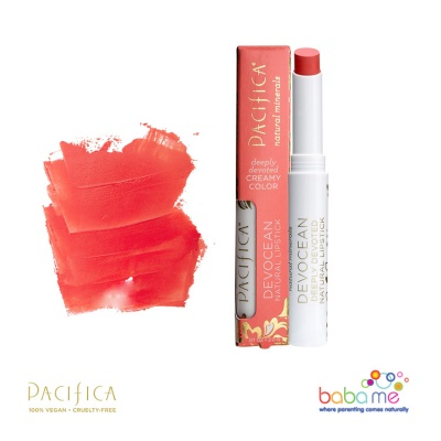 Pacifica Natural Lipstick Rebel Sol