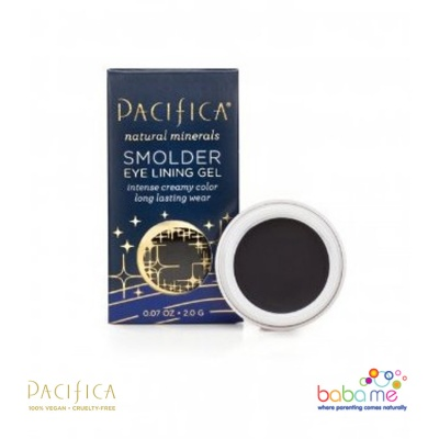 Pacifica Smolder Eye Lining Gel Midnight