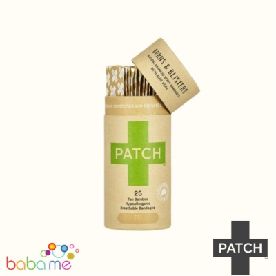 Patch Biodegradable Bamboo Plasters Aloe Vera