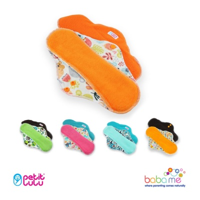 Petit Lulu Reusable Sanitary Pads - Ultra