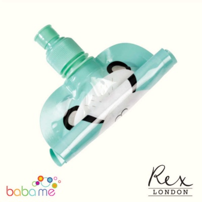 Rex London Panda Folding Water Bottle