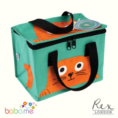 Rex London Chester The Cat Lunch Bag