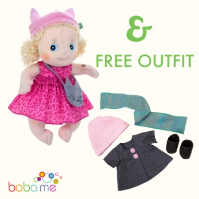 Rubens Cutie Emilie Activity & Midwinter Outfit