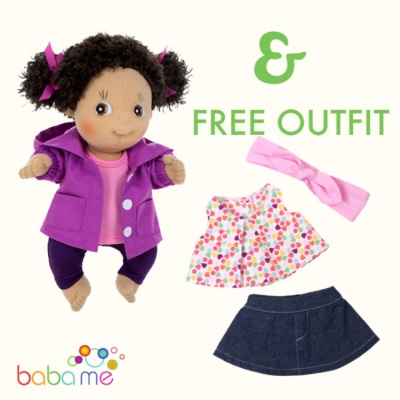 Rubens Cutie Hanna Activity & Summertime Outfit
