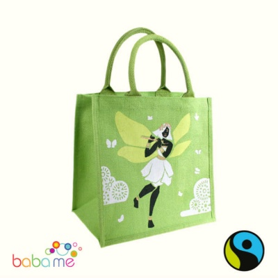 Shared Earth Jute Bag Fairy