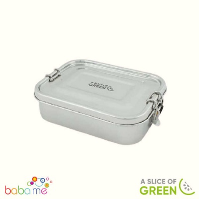 A Slice of Green Adoni - Leak Resistant Lunch Box