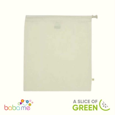 A Slice of Green Reusable Shopping Bag Large