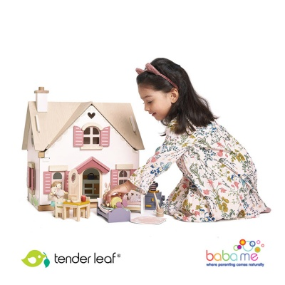 Tender Leaf Cottontail Cottage Starter Furniture Set