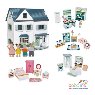 Tender Leaf Dovetail House & Furniture Bundle