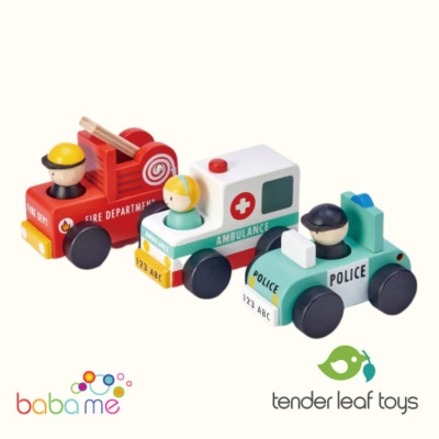 Tender Leaf Emergency Vehicles