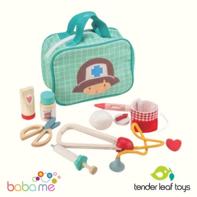 Tender Leaf Medical Bag