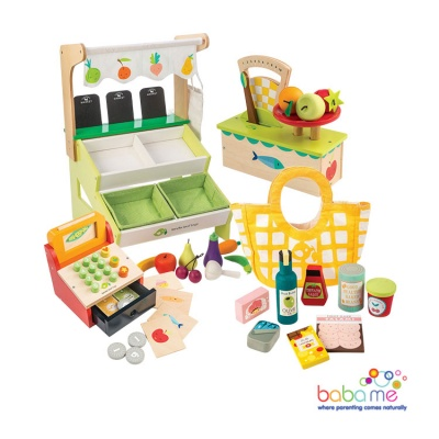 Tender Leaf Shopping Toys Bundle