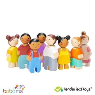 Tender Leaf The Sunny Doll Family & The Leaf Family Bundle