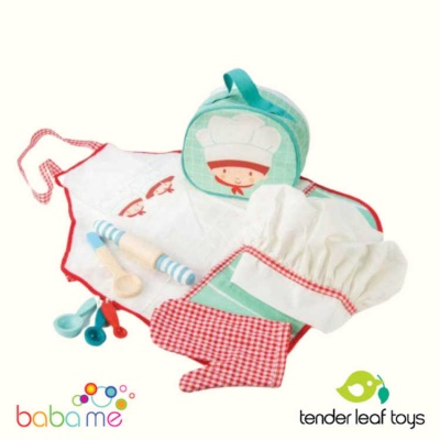 Tender Leaf Toys Chef's Bag