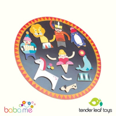 Tender Leaf Toys Circus Night