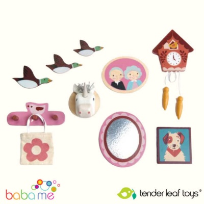 Tender Leaf Toys Wall Decor