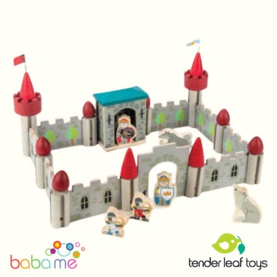 Tender Leaf Toys Wolf Castle