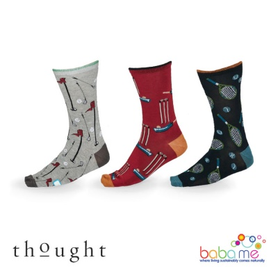 Thought Perry Sportsman Bamboo Socks