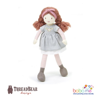 Threadbear Design Alma Ragdoll