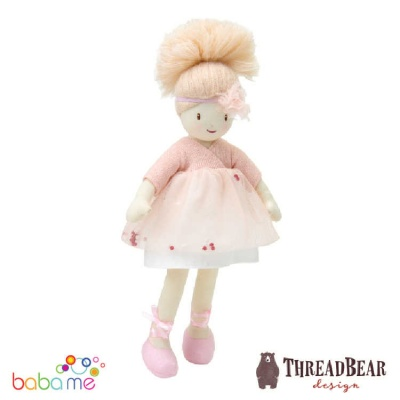 Threadbear Design Amelie Ragdoll
