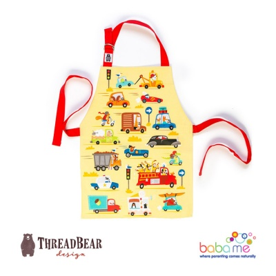 Threadbear Designs On The Move Apron