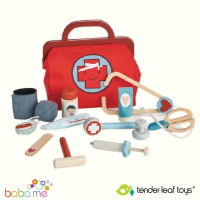 Tender Leaf Doctor's Bag