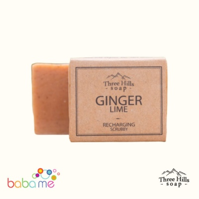 Three Hills Soap Ginger Lime Soap