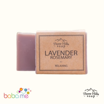 Three Hills Soap Lavender Rosemary Soap