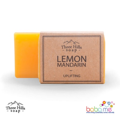 Three Hills Soap Lemon Mandarin Soap