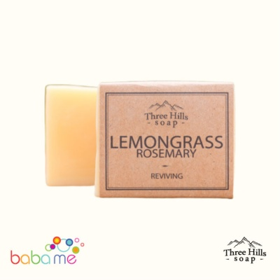 Three Hills Soap Lemongrass Rosemary Soap