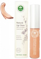 PHB Organic Lip Gloss: Peach