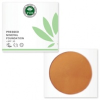PHB Pressed Foundation: Caramel
