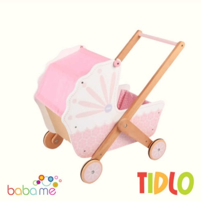 Tidlo 3 in 1 Dolls Pram