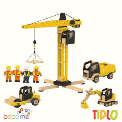 Tidlo Construction Bundle Small