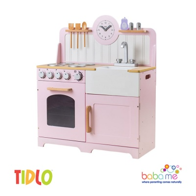 Tidlo Country Play Kitchen (Pink)