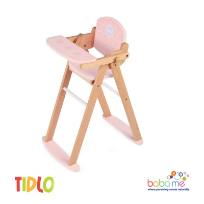 Tidlo Dolls High Chair