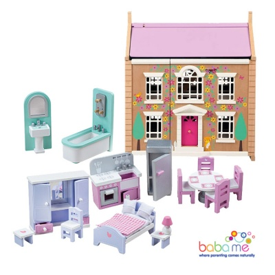 Tidlo Dolls House Bundle